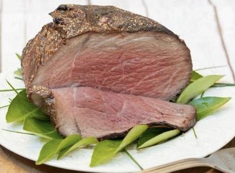 marinated roast